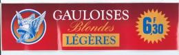Cigarettes/Gauloises Blondes L�g�res/ Ann�es 1980     ACOL2