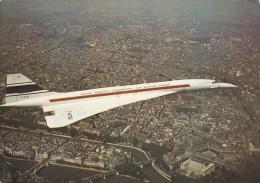 CONCORDE SUR PARIS - 1946-....: Moderne