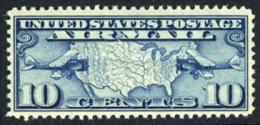 US C7 XF Mint Never Hinged 10c Airmail Of 1926 - 1b. 1918-1940 Unused