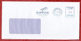 Brief, Francotyp-Postalia F910309, Kappler Spiel- + Unterhaltungsgeraete, 55 C, Nagold 2004 (53973) - Cartas