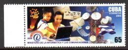 CUBA 4217 Informatique, Télécoms, Che Guevara, Téléphone, Drapeau - Computers