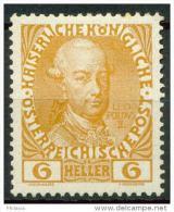 #13-09-00476 - Austria - 1908 - SG 193A - MH - QUALITY:40% - stain