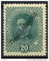 #13-09-00565 - Austria - 1918 - SG 305 - MH - QUALITY:100%