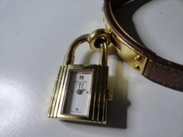 RARE : MONTRE HERMES KELLY CADENAS - Horloge: Luxe