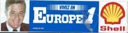Radio / Vivez en Europe 1 /Harold Kay/Shell/ Ann�es 1980     ACOL12
