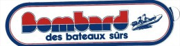 Navigation- Bateau / BOMBARD/Des bateaux s�rs/ Ann�es 1980     ACOL13