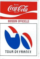 Sport / Cyclisme  / Tour de France /Coca Cola Boisson officielle  / Ann�es 1980     ACOL17