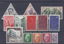 Monaco - Lot De Timbres Neufs  * (30) - Monaco