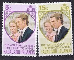 Falkland1973: Michel220-1mnh** - Falkland Islands