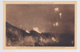 LES COMBATS DU FORT DE VAUX - N° 13 - LES COMBATS DU FORT DE VAUX EN JUIN 1916 - LE BARRAGE ALLEMAND - France