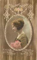 Birthday Greetings Postcard Regent - Geburtstag