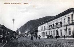 ORIZABA (Mexico) - Avenida De La Libertad - Mexiko