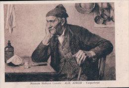 Albert Anker Artiste Peintre Suisse (4822) - Artistes