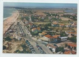 La Faute-sur-Mer (85) : Vue Aérienne Générale De L'entrée De La Plage En 1970 (animé) GF. - Other Municipalities