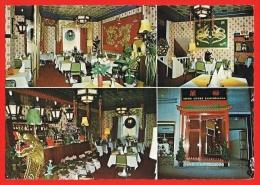 Salzburg & Wien  Ming Court China Restaurant ( 2 Scans ) Austria Osterreich - Non Classificati