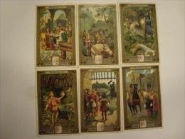 Liebig - Série De 6 Chromos En Très Bon état - S909 - ROLAND - 1907 - (lot 132) - Liebig