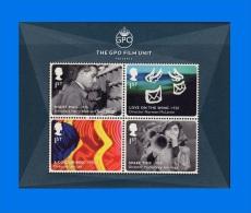 GB 2014-0030, Great British Film, MNH MS - Blocks & Miniature Sheets