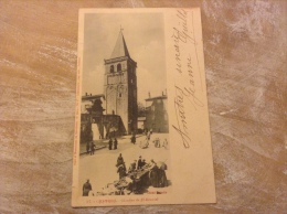 Castres Clocher De Saint Benoist - Castres