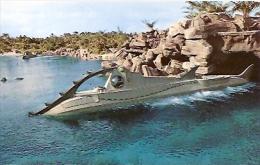 DISNEYWORLD:  POSTCARD 20.000 LEAGUES UNDER THE SEA. UNCIRCULATED. GECKO - Disneyworld