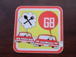GB ( Zie Foto Voor Détail ) Zelfklever Sticker Autocollant ! - Publicidad
