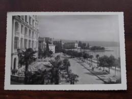 OPATIJA ( Fotokaart ) Anno 19?? ( Zie/voir Foto Voor Details ) !! - Croatie