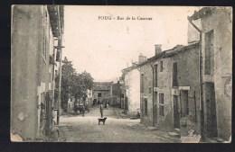 FOUG . Rue De La Caserne . - Foug
