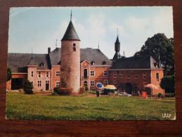 L'HIRONDELLE OTEPPE Binnenkoer Kasteel / Anno 1966 ( Zie/voir Foto Voor Details ) !! - Burdinne