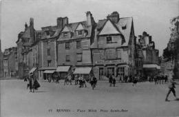 Vieux Hotels Place Sainte Anne - Rennes