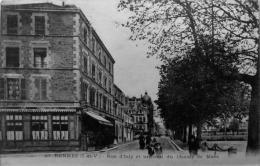 Rue D´Isly Et Un Coin Du Champ De Mars - Rennes