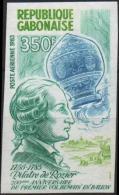 GABON Poste Aérienne 258 ** MNH Non Dentelé Imperf Ballon Montgolfière P. DE ROZIER - Gabon
