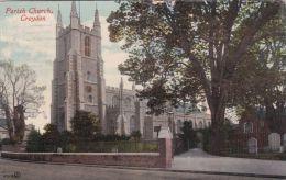CROYDON - PARISH CHURCH - Surrey