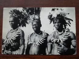 Drie WA-GENIA Stanleystad / Stanleyville Trois WA GENIA / Anno 19?? ( Zie/voir Foto Voor Details ) !! - Kinshasa - Leopoldville