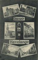 Havelange :  souvenir de  (  ecrit avec timbre )