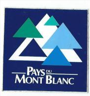R�gional/ Pays du Mont Blanc / Ann�es 1980    ACOL22