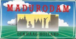 Parc de Loisirs miniature  / Madurodam/ Den Haag- Holland /Carte Parking /Ann�es 1980    ACOL26