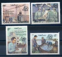 LAOS - 1990 UN DEVELOPMENT PROGRAM - Laos