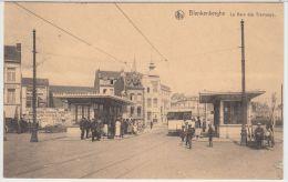 21727g GARE - ARRET De TRAM - Blankenberghe - Blankenberge