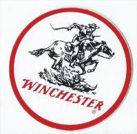 Sport / Tir / Winchester: Cavalier / Ann�es 1980                ACOL38