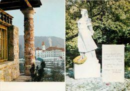 Plecnikova Kapelica Z Grascino, Draga, Slovenia Postcard - Slovenia