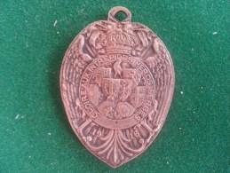 Gloire Aux Intrepides Heros Serbes, Pierre Alexandre, Journee Serbe, 1916 (Lordonnois), 13 Gram (medailles0181) - Belgique