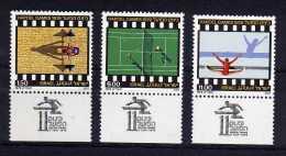Israel - 1979 - 11th Hapoel Games - MNH - Israel