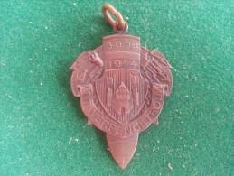 Antwerpen Getrouw, 8-9/10/1914 (Mauquoy), 6 Gram (medailles0185) - Belgique