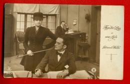 THEODOR LOOS GETRENNTE WELTEN # 540/4 VINTAGE PHOTO PC. W1729 - Actors