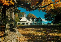MacKenzie King Summer Home, Kingsmere, Quebec, Canada Postcard - Quebec