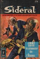 SIDERAL N° 10 BE AREDIT 02-1971 COMICS POCKET - Arédit & Artima