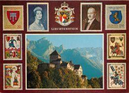 Liechtenstein Postcard - Liechtenstein