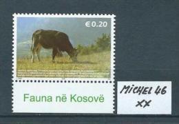 KOSOVO MICHEL 46 Postfrisch Siehe Scan - Kosovo