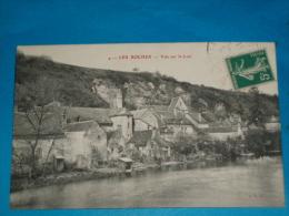 41) Les Roches - N° 4 - Vue Sur Le Loir ( Vue Générale )  - Année 1911 - EDIT- - France