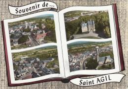 41 - SOUVENIR DE SAINT AGIL - France