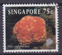 Singapore 1994 Mi. 717 I A     75 C Pin Cushion Star Coral Korelle - Singapore (1959-...)